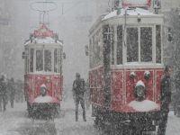 Dikkat! İstanbul'a kar geliyor