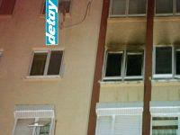 Gazeteci, evinde yanarak öldü