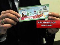 Milli Piyango bileti şaşırttı