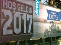 Adana 2017'ye giriyor