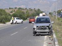 Haftalık Trafik bilançosu: 67 Trafik kazası, 9 Yaralı
