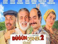 2015'in en çok izlenen filmi Düğün Dernek 2: Sünnet
