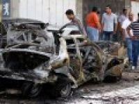 Bağdat'ta patlamalar: 9 ölü