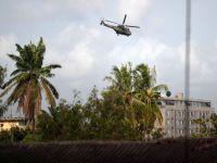 Etiyopya'da BM personelini taşıyan helikopter düştü