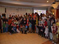 DAÜ'den çocuklara yönelik yeni yıl organizasyonu