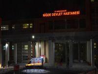 Yüksek ateşten hastanede kadın öldü