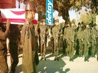 Tulin Komutan'a Askeri cenaze töreni düzenlendi