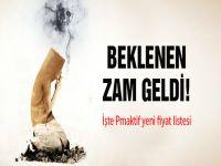 Pmaktif sigara fiyatları-2016 yeni liste