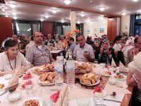 Frankfurt'ta huzurevinde iftar verildi