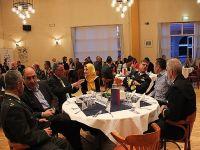 Hollanda'da Müslüman askerlere iftar