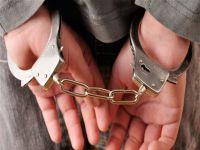 Bet ofisi soyma girişiminde bulunan şahıs tutuklandı
