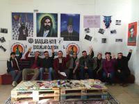 Kıbrıs Pir Sultan Abdal Kültür Derneği açlık grevinde