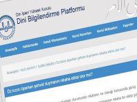 Dini Soruları Cevaplandırma Platformu kapatıldı