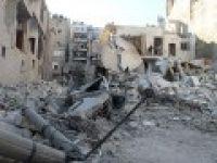 Esed yine varil bombasıyla vurdu: 27 ölü