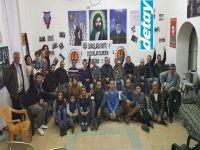 TDP'den, Kıbrıs Pir Sultan Abdal Kültür Derneğine ziyaret