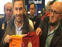 Martin Linnes İstanbul'da!