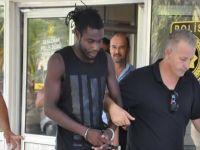 2 yıl hapis cezasına mahkum edildi...