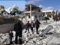Halep'te ''varil bombalı'' saldırı