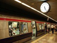 Yenikapı-Taksim Metro'sunda arıza