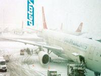 457 uçak seferi iptal