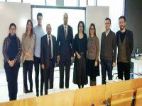 KAÜ Diplomasi Okulu açılıyor