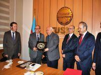 KTSO Ticaret Heyeti Azerbaycan temaslarını tamamladı