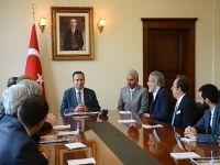 Cambridge'de yapılacak camiye Türkiye'den katkı
