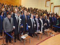 YDÜ Atatürk Eğitim Fakültesi ve Fen Edebiyat Fakültesi'nden görkemli Diploma Töreni