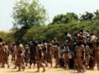 Güney Darfur'da silahlı saldırı: 4 ölü