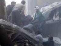 Esed güçlerinin saldırılarında 138 kişi öldü