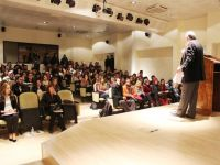 LAÜ'de 'Diksiyon ve Etkili Konuşma' konulu seminer ve atölye çalışması gerçekleştirildi.