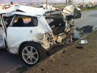 50 kaza, 1 ölü, 8 yaralı, 220 bin TL hasar