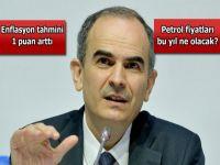 T.C Merkez Bankası enflasyon raporu açıklanıyor