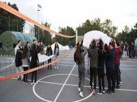 Kantara Gençlik Kampı başladı.