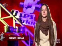 Türkan The Voice UK'e Katılacak