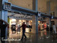 Polis müdahalesiyle Duty Free mağazaları kapatıldı!