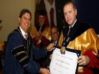 Erdoğan'a Peru'da fahri doktora