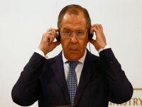 "Lavrov: ""Ankara'nın eylemi benzeri görülmemiş bir meydan okumaydı"""