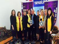 Girne Lions Kulüpleri'nden KHYD'ye bağış