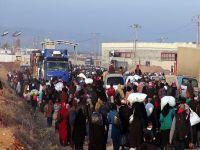 Azez düşerse, 100 bin kişi sınıra dayanacak
