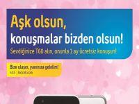 Kuzey Kıbrıs Turkcell'den 14 Şubat Sevgililer Günü'ne özel kampanya...