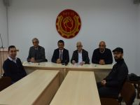 Bakan Akansoy DEV-İŞ'i ziyaret etti
