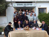 Serdarlı Belediyesi'nde toplu iş sözleşmesi imzalandı