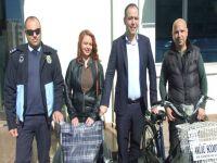 Köse Elektronik'ten LTB'ye tekerlekli sandalye bağışı