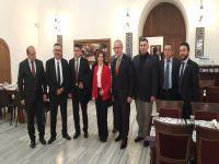 Cumhuriyet Meclisi heyeti Bursa'yı ziyaret etti