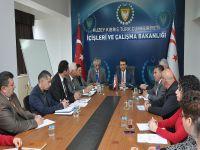 Asgari Ücret Tespit Komisyonu, 2016 yılının ilk toplantısını bugün yaptı