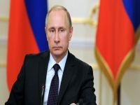 Putin: 'Suriye'deki katliamı durdurmak için atılan gerçek bir adım'