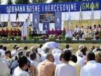 Bosna'da İgman dağı savunmasının yıldönümü