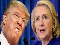 Ön seçimlerin galibi Trump ve Clinton