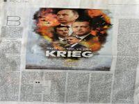 Almanya basınından: 'Dünya savaşının senaryosu'